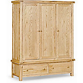 Alterton Furniture Chatsworth Triple Wardrobe