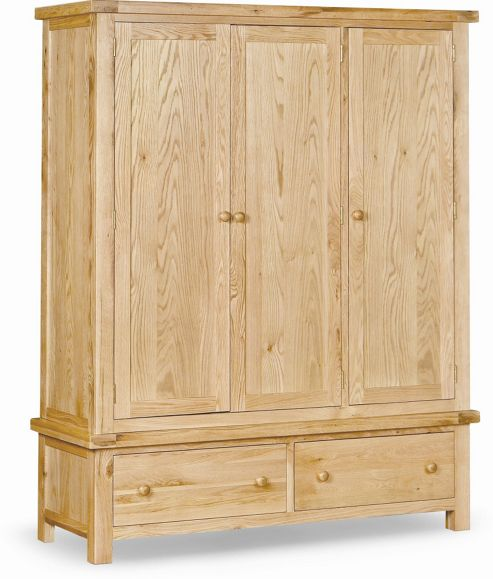 Alterton Furniture Chatsworth Triple Wardrobe