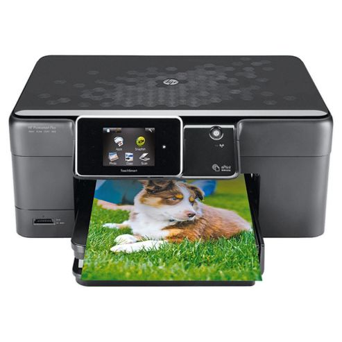 HP Photosmart Plus AIO Wireless (Print, Copy and Scan) Inkjet Printer