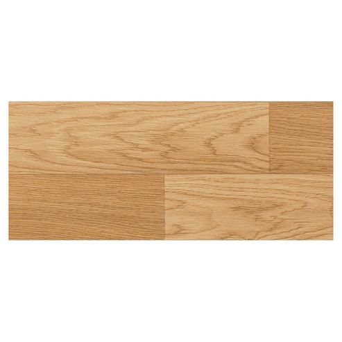 Westco 8mm textured natural oak 2 strip