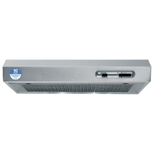 Indesit Cooker Hood, H161.2IX, Stainless Steel