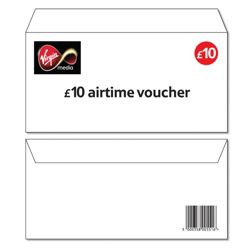 Virgin Media £10 Top-up voucher