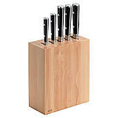 Gordon Ramsay 5 Knives with Knife Block