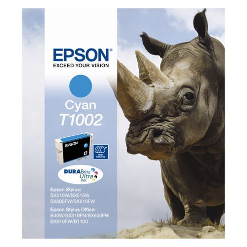 Epson T1002 Printer Ink Cartridge - Cyan