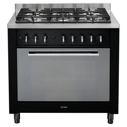 Indesit KP9F11S(K)/G Dual Fuel Range Cooker
