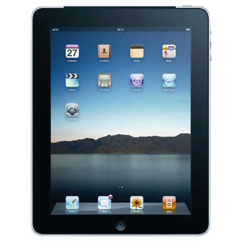 Apple iPad 64GB with Wi-Fi + 3G