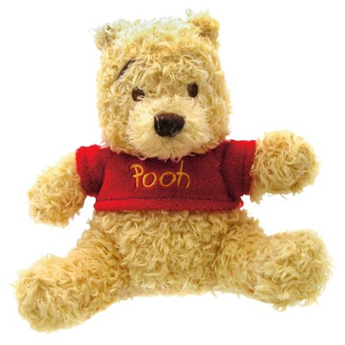 Winnie The Pooh Soft Toy Dangler