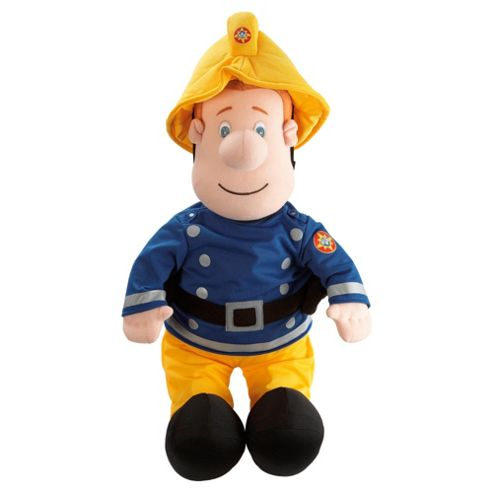 Fireman Sam Giant Soft Toy