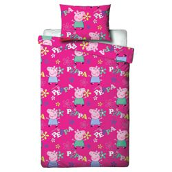 Peppa Pig Duvet Set