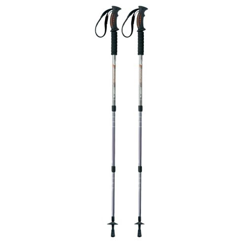 Gelert Adventure Trekking Poles Twin Pack