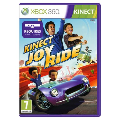 Microsoft Kinect Joy Ride