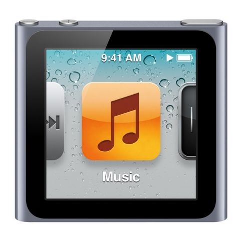 Apple MC525QB/A iPod Nano 8GB 6th Generation - Graphite