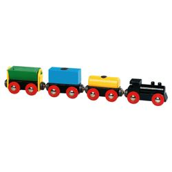 Brio Freight Express Train Wooden Toy