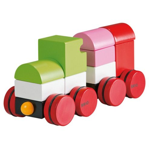 Brio Classic Magnetic Stacking Train 30134, wooden toy