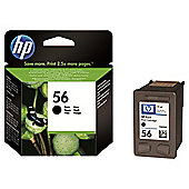 HP 56 Printer Ink Cartridge - Black
