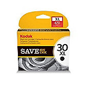 Kodak 30XL Printer Ink Cartridge - Black