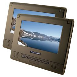 Nextbase SDV47-AM Twin Screen PDVD