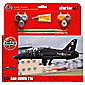 Airfix Bae Hawk Cat 3 Gift Set