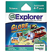 LeapFrog Explorer™ Learning Game: Globe: Earth Adventures™