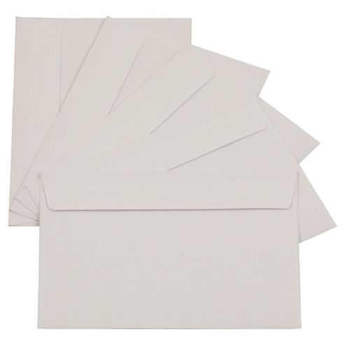 White C6 Envelopes, 500 pack