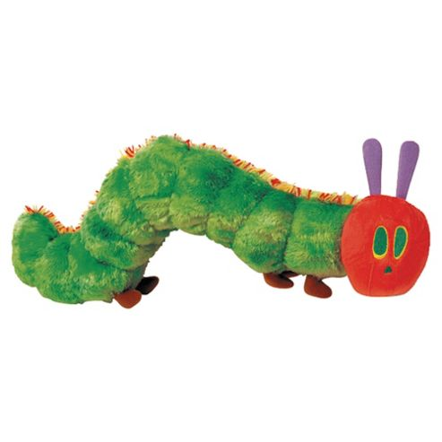 Large Plush Caterpillar