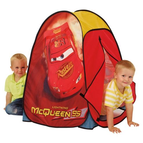 Disney Cars Play Tent, Red