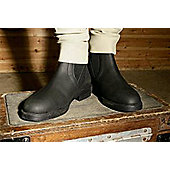 Harry Hall Ladies Recife Jodhpur Boot Black 8