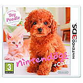 Nintendogs + Cats - Toy Poodle and New Friends