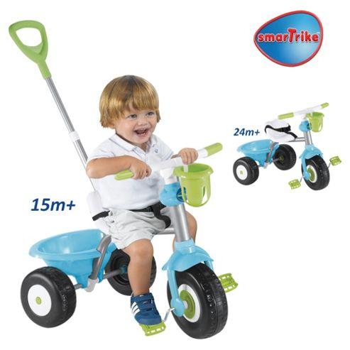 Smart-Trike Cupcake, Blue/Green