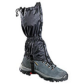 Gelert Ascent RS Ladies' Waterproof Walking Hiking Gaiters, Black