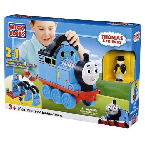 Mega Bloks Thomas & Friends 2-in-1 Buildable Thomas