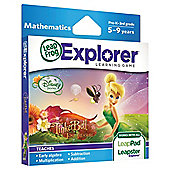 LeapFrog Explorer Learning Game: Disney Fairies: Tinker Bell and the Lost Treasure