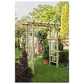 Timberdale Classic Garden Arch
