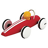 Brio Toddler Classic Large Race Car, wooden toy