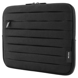 Belkin Pleated Sleeve for iPad/New Apple iPad 3G HD - Black