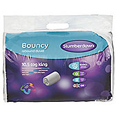 Slumberdown Bouncy Kingsize Duvet 10.5 Tog