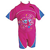 Zoggs Miss Zoggy Swimfree Float Suit - Pink