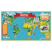 LeapFrog Tag World Map Activity Board
