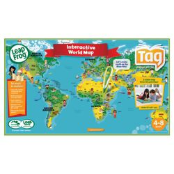 LeapFrog Tag World Map Activity