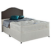 Airsprung Danbury Memory Cushion Top Small Double Non Storage Divan Bed
