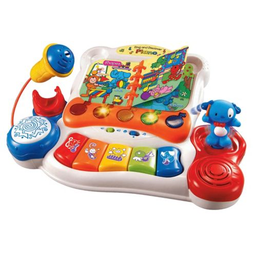 VTech Baby Sing and Discover Kids Piano