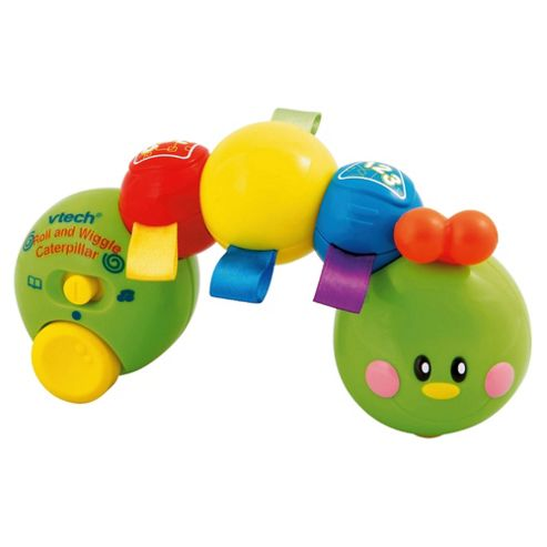 VTech Roll & Wiggle Caterpillar