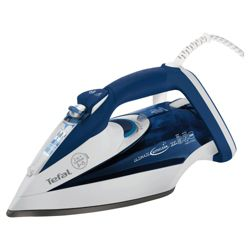 Tefal FV9530 variable Steam Generator with Ceramic Plate - White/Blue