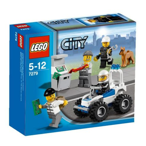 LEGO City Police Minifigures