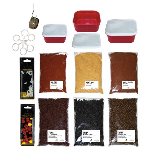 Browning Activate Coarse Bait Package