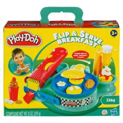 Play-Doh Flip 'n' Serve Breakfast
