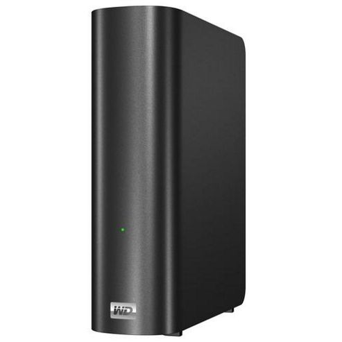 Western Digital 2 TB My Book Live Network Attached Storage Drive & Media Server