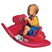 Little Tikes Rocking Horse, Red