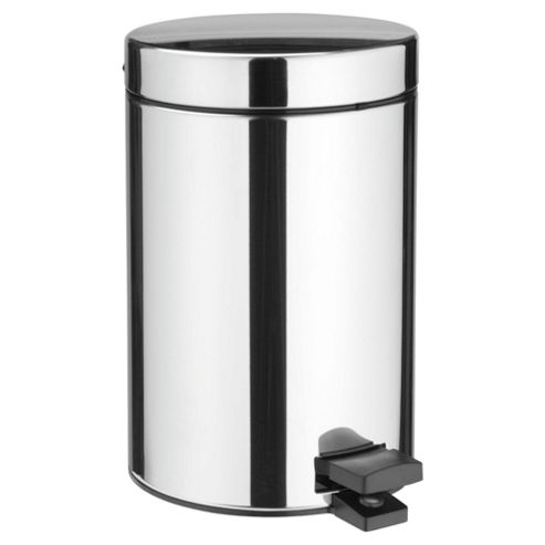 Brabantia Brilliant Steel 3L Bin