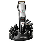 BaByliss For Men 7-in-1 Professional Titanium Grooming System